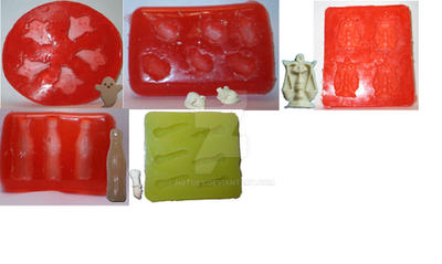 Custom mold design examples - set #4 by notoes