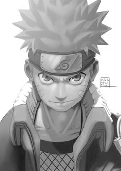 3D Series #1 - Uzumaki Naruto
