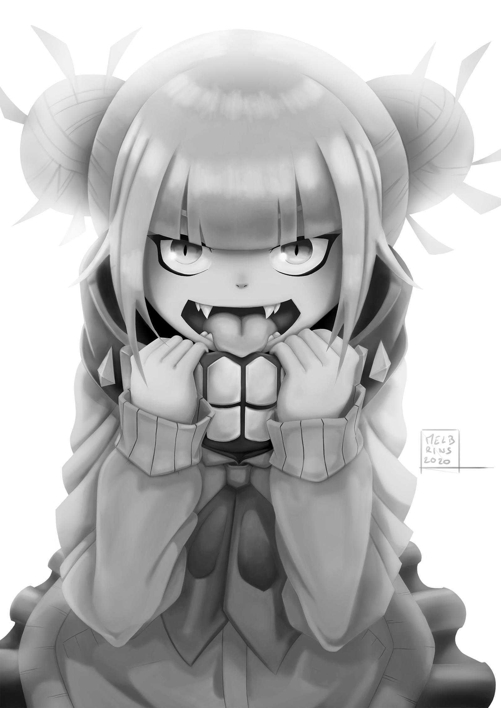 3D series #3 - Himiko Toga