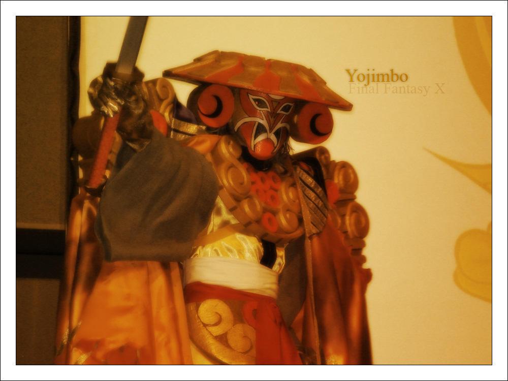 Yojimbo ffx