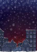Christmas Lights by CrimsonPearls