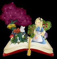 Wonderland by CrimsonPearls