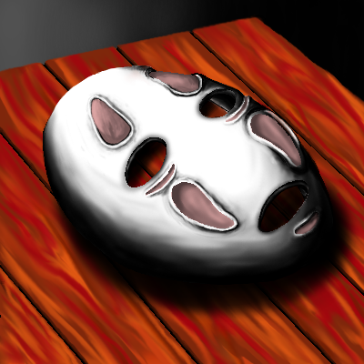 The Mask of NoFace by NfamousCJ