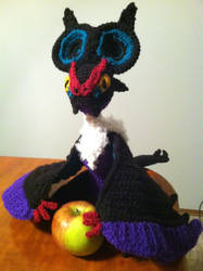 Noivern Crochet Plush With Pattern