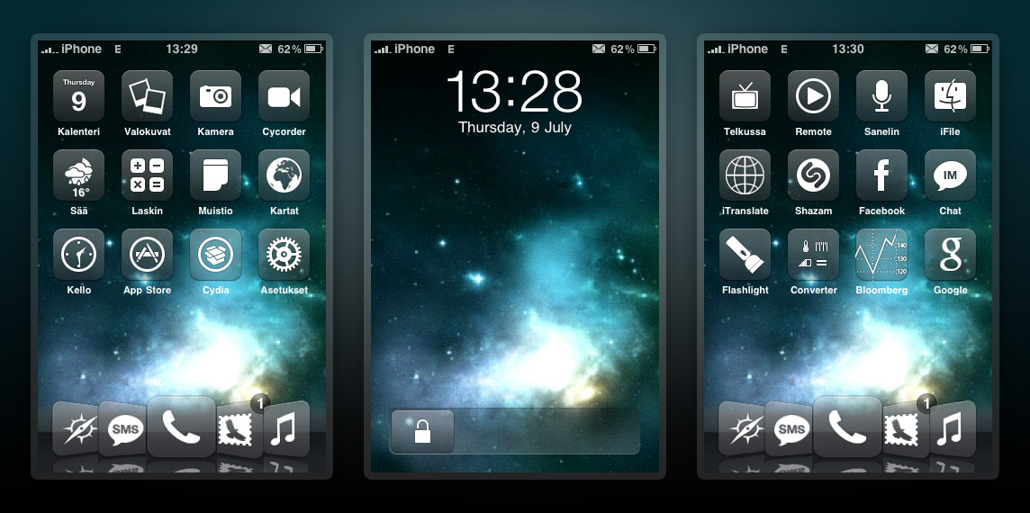 My iPhone Screenshots by Myssynen