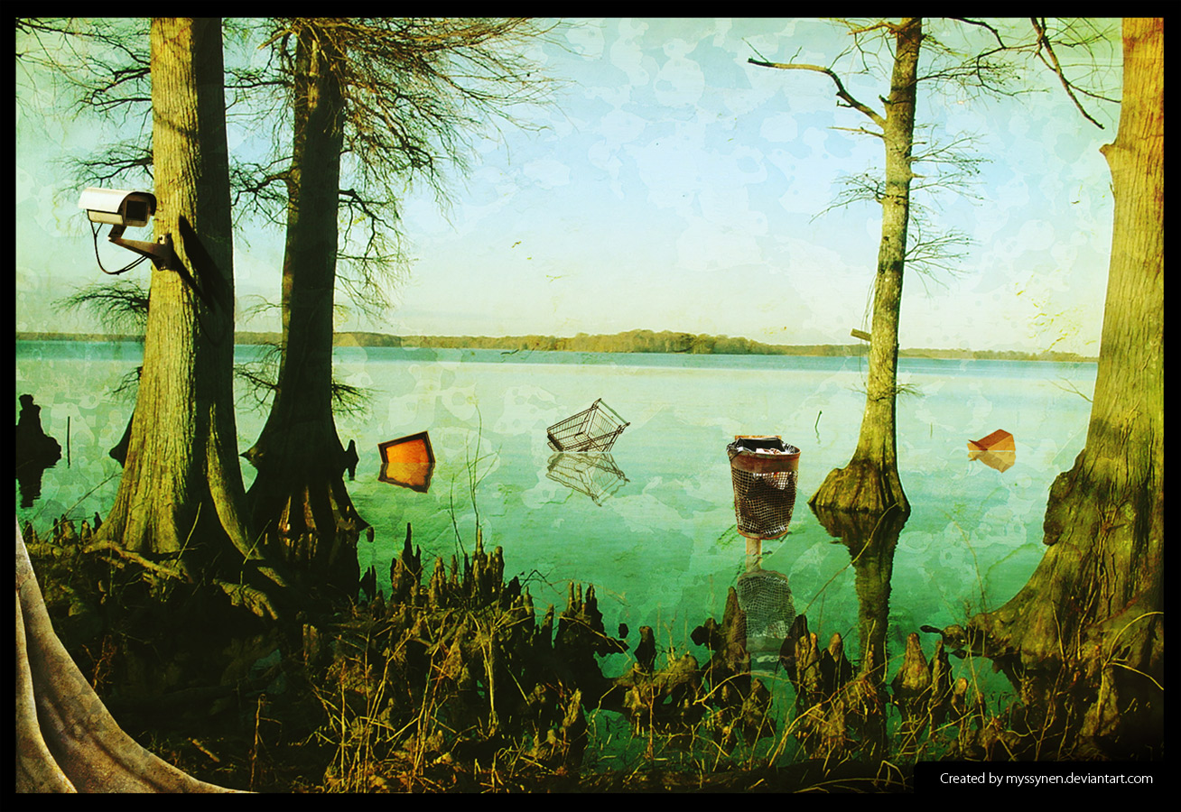 Visionary Mind: 1 - Junk by Myssynen