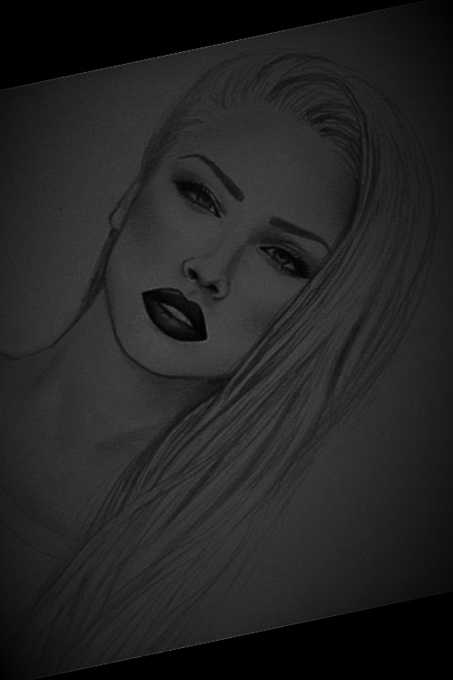 makeup drawing face - photo #10