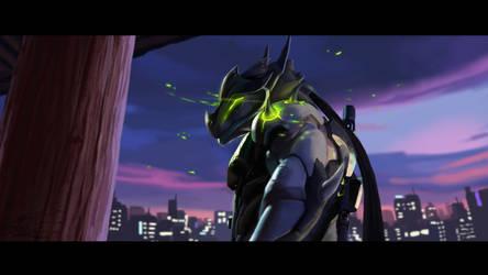 Dragon Genji by UmbraAtramentum