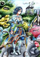 Myrlina - 2 by Mitsurugi-Reiji-chan
