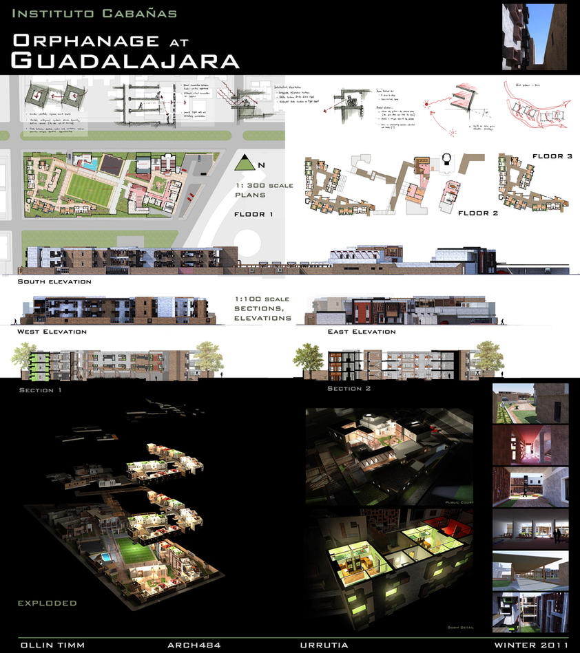 Orphanage Project Presentation by rednotdead on DeviantArt – Project Presentation