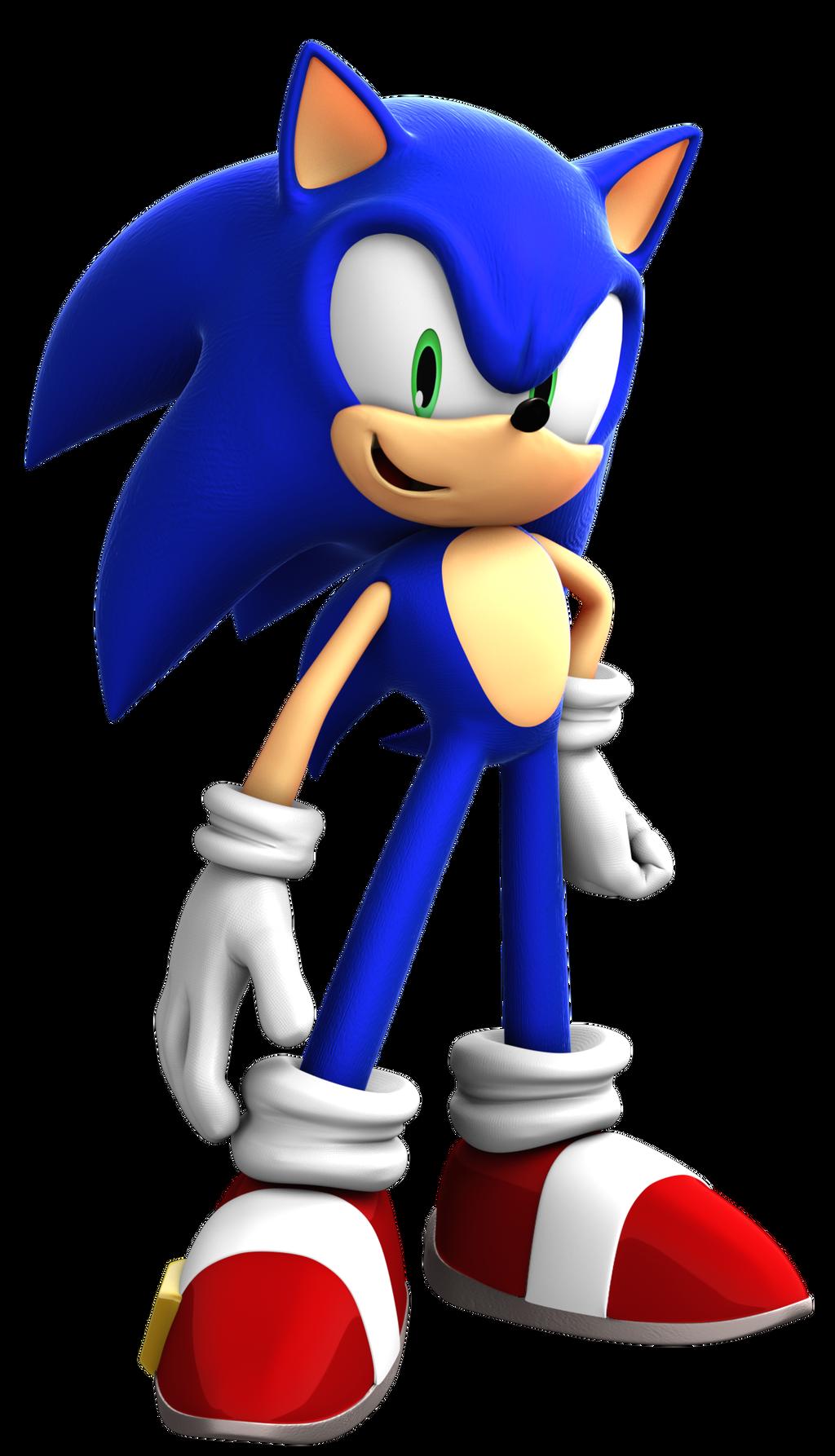 Sonic The Headshot
