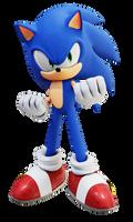 Sonic Forces Pose (V2)