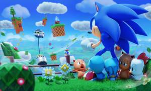 Happy 27th Birthday Sonic!