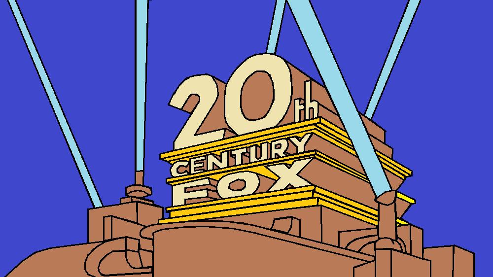 20th Century Fox Logo (2D) by JennyRichardBlakina on DeviantArt