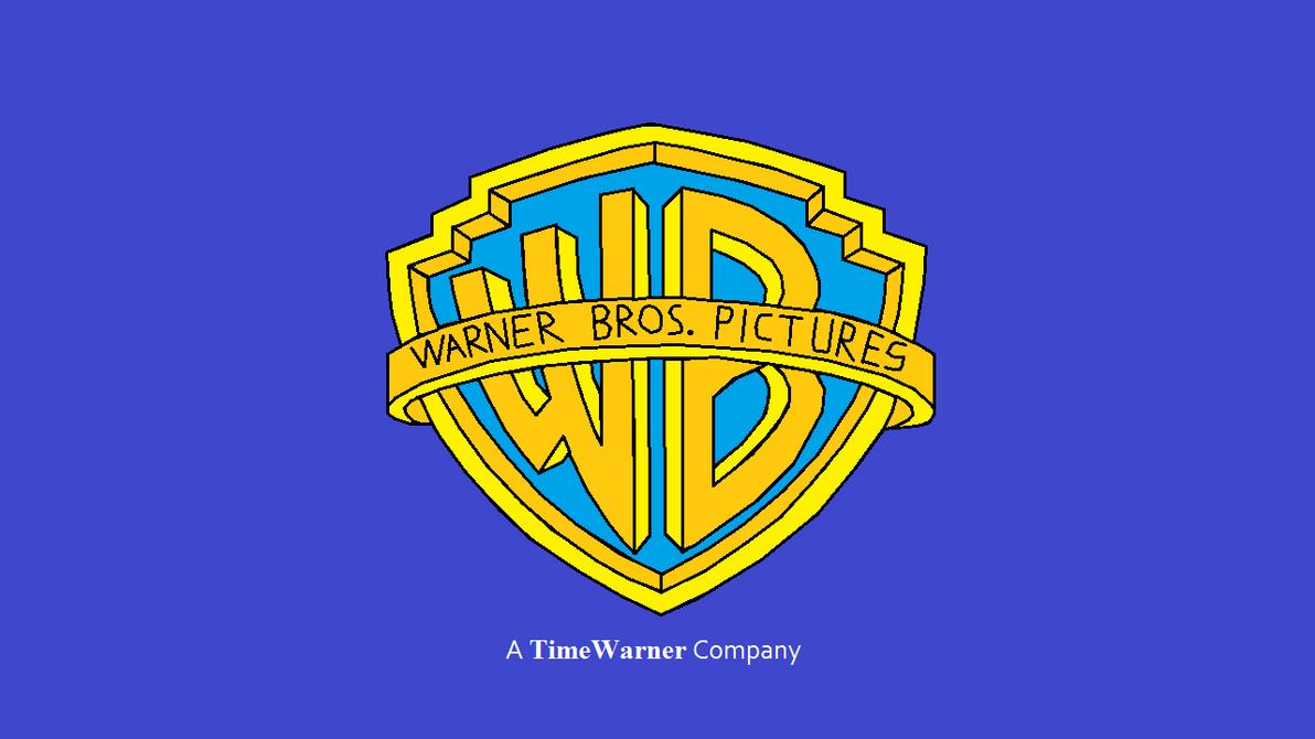 warner bros pictures logo 2d by jennyrichardblakina on