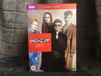 The Young Ones - Complete Series 1-2 by JennyRichardBlakina
