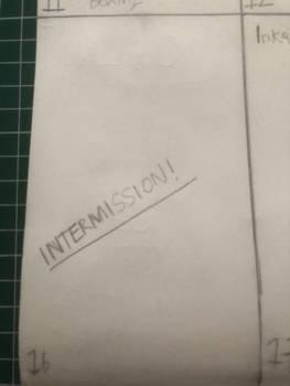 TTA3 - Day 16 (Intermission)