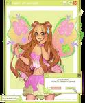 FanArt - Winx Club - Flora