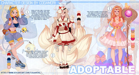 Adopt Set Auction #1 OPEN [2\3]