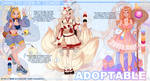 Adopt Set Auction #1 CLOSED by Cogamori