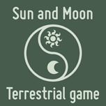 Sun and Moon terrestrial game by Catspaw-DTP-Services