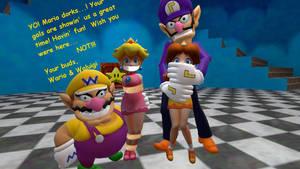 Mario's Menacing Message 2