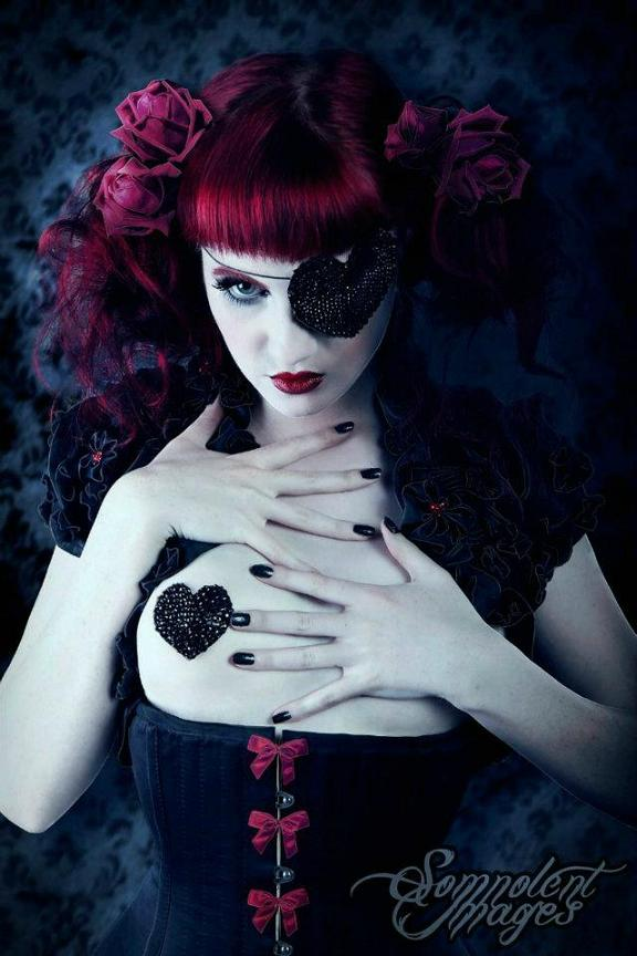 Velvet Girl by BelowDarkWater