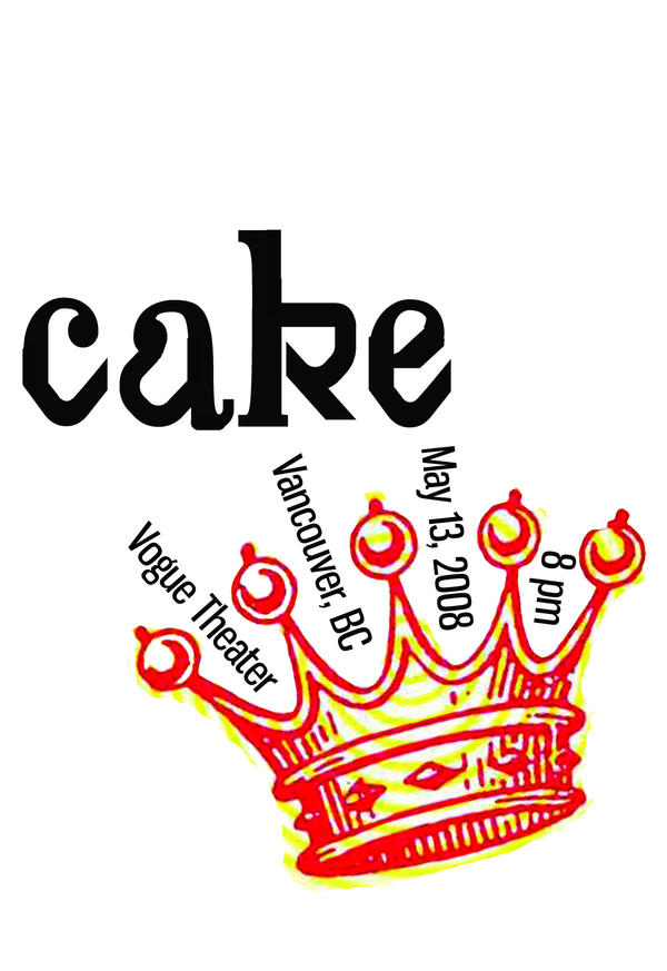 Cake Motorcade Of Generosity Songs