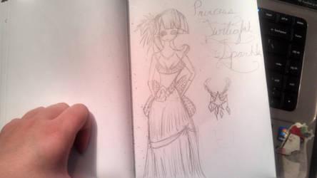 A Dress Designed for a Princess: Princess Twilight