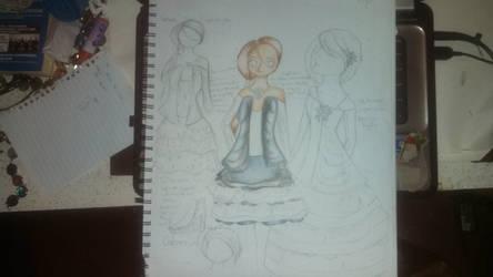A Dress Designed for a Princess: Princess Luna