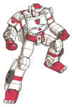 Autobot Ratchet