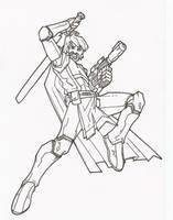clone wars obi-wan by secowankenobi