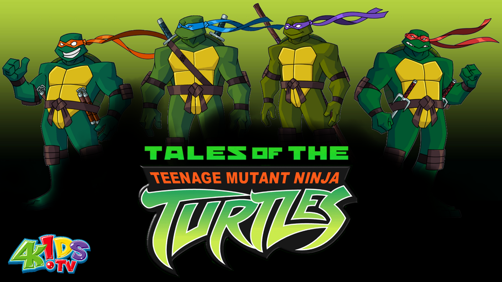 TMNT 2003 - Tales of the Turtles Fan Poster #1 by ...