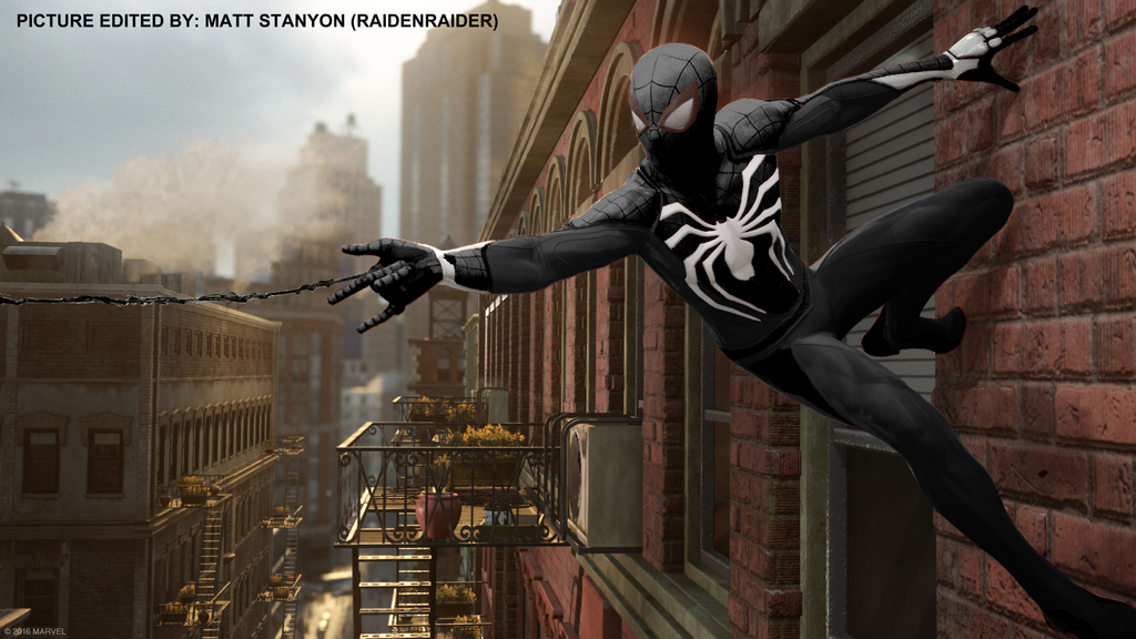 Image result for spider-man ps4 venom