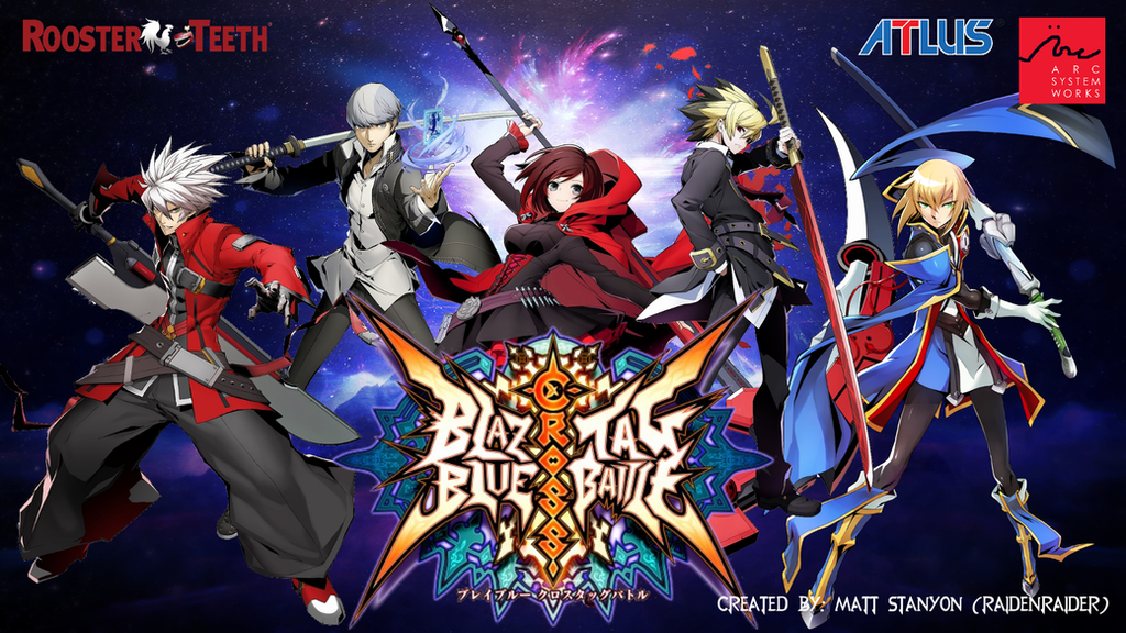 Video Game Reviews: Blazblue Cross Tag Battle PS4