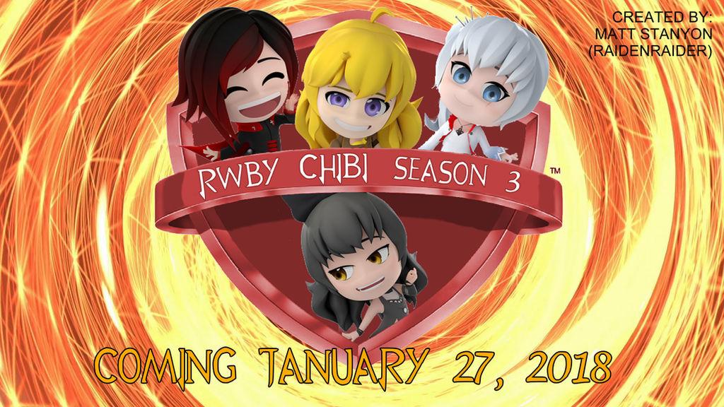 Rwby Chibi Season 3