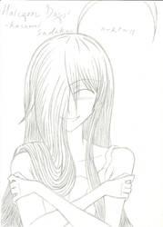 Halcyon Days' Kasumi Sadako by Tenjiyo200