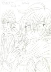Ten and Nami by Tenjiyo200