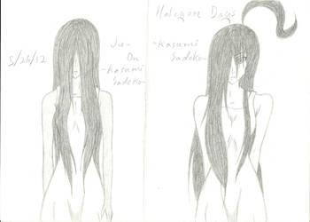 Halcyon Days' Kasumi Sadako #2 by Tenjiyo200