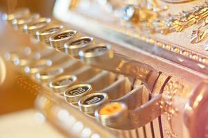 Gold Register by MarthaTuma