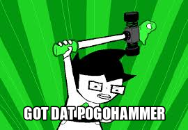 Pogohammer by LejionPounce21