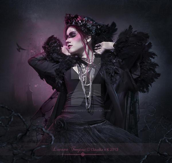 Raven by LevanaTempest