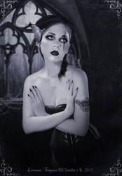 Gothic Fairytale by LevanaTempest