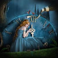 Twisted Fairytale Cinderella by LevanaTempest