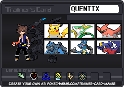 trainercard QUENTIX-HOPE by Quentix-hope