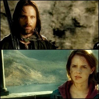 Emma Watson And Viggo Mortensen By Spunkymonkey214z On