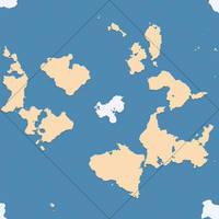 Fractal World Map by tygerwulf