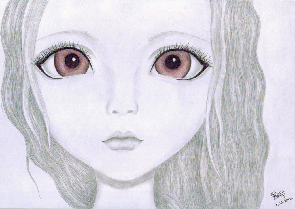 Bjd drawing by just inspiration on deviantart for What to draw inspiration
