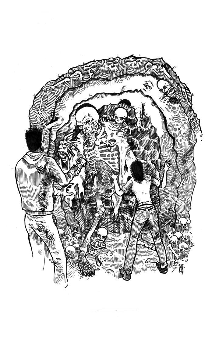 Bone Daddy by Trainorstudio