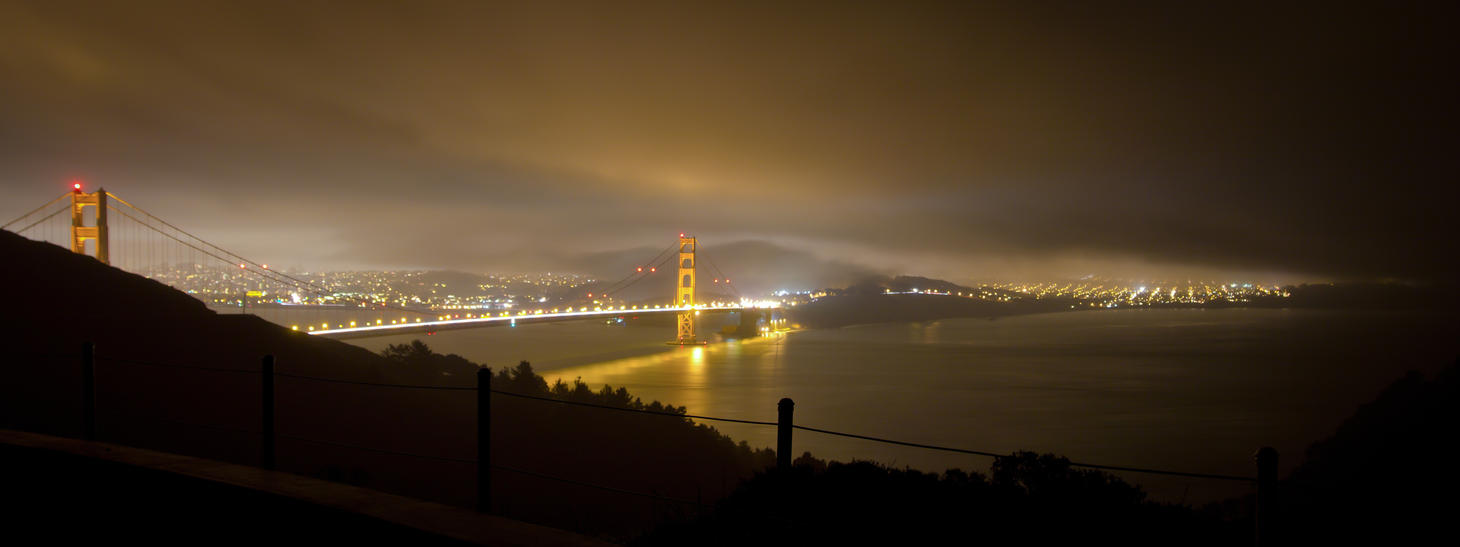 Golden Gate by molivera707
